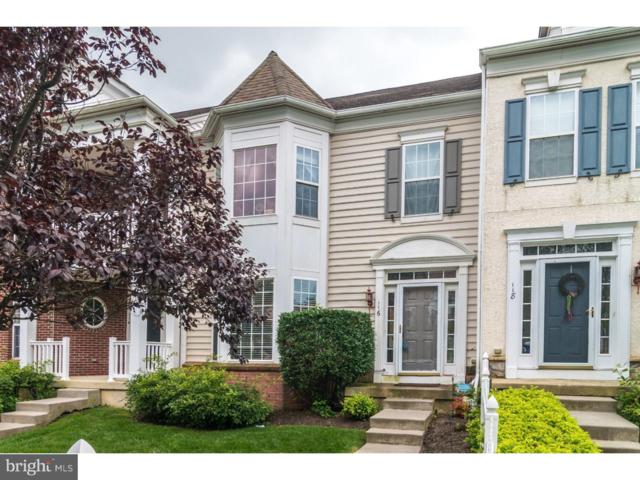 116 Pipers Inn Drive, FOUNTAINVILLE, PA 18923 (#1003270548) :: The John Collins Team
