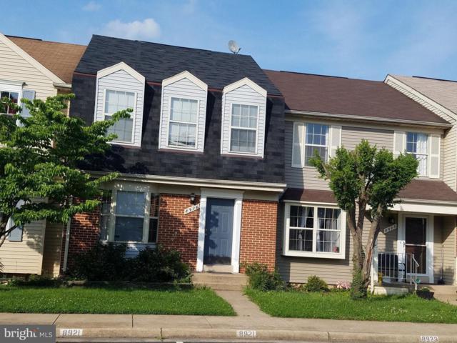 8921 Princeton Park Drive, MANASSAS, VA 20110 (#1003280442) :: RE/MAX Executives
