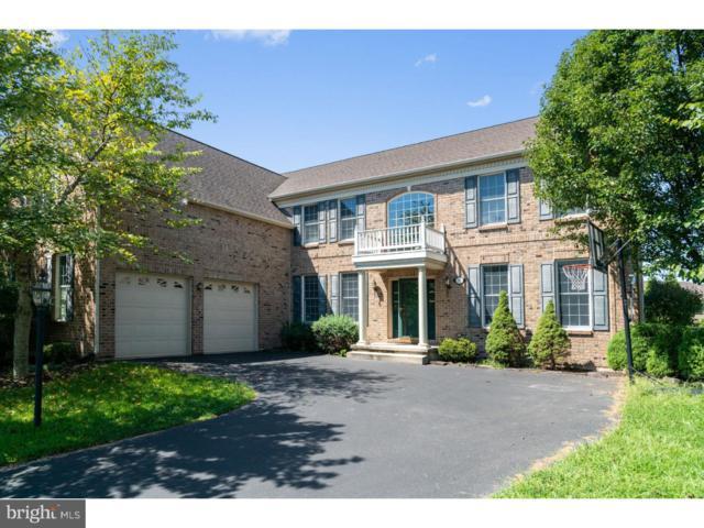 215 Rivercrest Drive, PHOENIXVILLE, PA 19460 (#1003288466) :: Colgan Real Estate