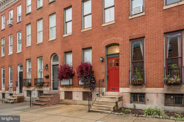 104 Gilmor Street, BALTIMORE, MD 21223 (#1003394456) :: Great Falls Great Homes
