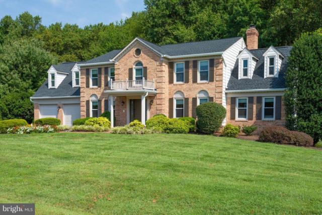11616 Holly Briar Lane, GREAT FALLS, VA 22066 (#1003408336) :: Advance Realty Bel Air, Inc