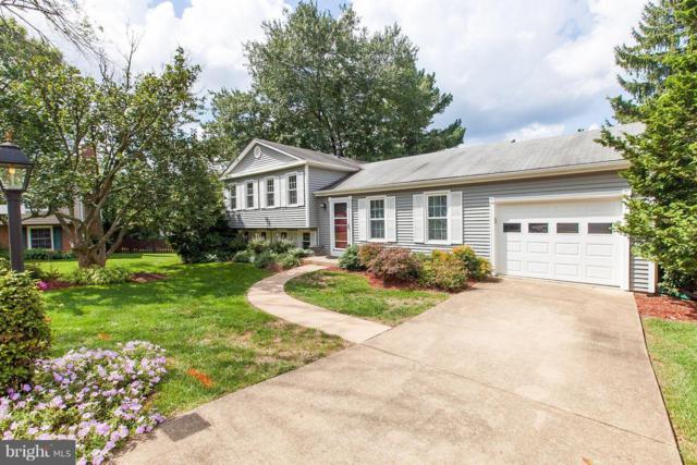 5418 Rumsford Lane, BURKE, VA 22015 (#1003428872) :: Browning Homes Group