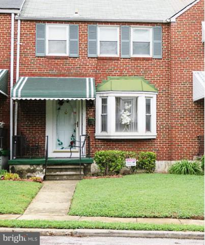 5748 Maplehill Road, BALTIMORE, MD 21239 (#1003449426) :: Browning Homes Group