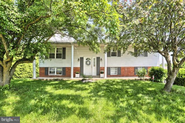 609 Frances Drive, HARRISBURG, PA 17109 (#1003458482) :: Benchmark Real Estate Team of KW Keystone Realty