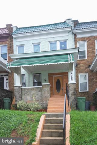 4009 Fairview Avenue, BALTIMORE, MD 21216 (#1003465180) :: Remax Preferred | Scott Kompa Group