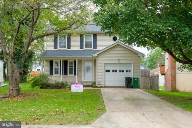 206 11TH Street, LAUREL, MD 20707 (#1003482056) :: Colgan Real Estate