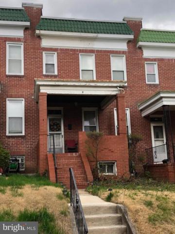 5 Tremont Road, BALTIMORE, MD 21229 (#1003633696) :: Colgan Real Estate