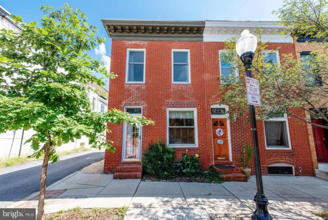 11 Collington Avenue S, BALTIMORE, MD 21231 (#1003650228) :: The Putnam Group