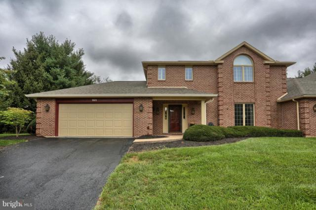 168 Almond Drive, HERSHEY, PA 17033 (#1003680740) :: Teampete Realty Services, Inc
