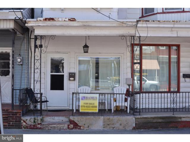 418 E Centre Street, MAHANOY CITY, PA 17948 (#1003724868) :: Jason Freeby Group at Keller Williams Real Estate