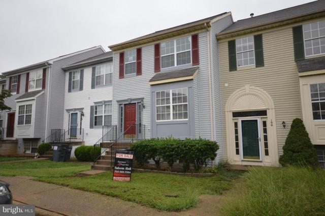 102 Hastings Drive, FREDERICKSBURG, VA 22406 (#1003797064) :: RE/MAX Executives