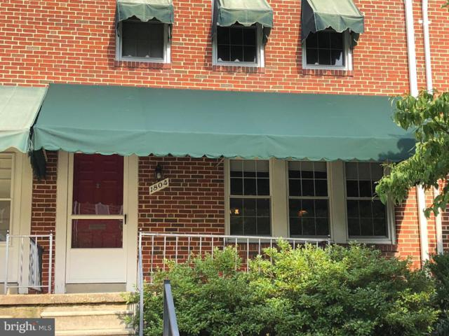 1804 Glen Ridge Road, TOWSON, MD 21286 (#1003801340) :: ExecuHome Realty