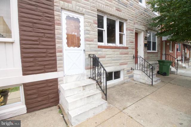 207 Eaton Street S, BALTIMORE, MD 21224 (#1003822980) :: Colgan Real Estate
