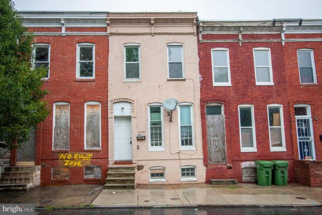 2607 Francis Street, BALTIMORE, MD 21217 (#1003829096) :: Great Falls Great Homes