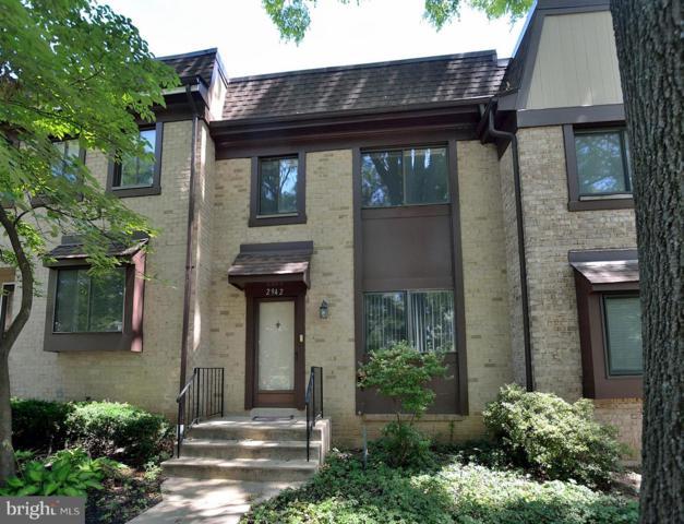 2942 Jermantown Road #7, OAKTON, VA 22124 (#1003866216) :: Jim Bass Group of Real Estate Teams, LLC