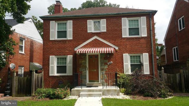 6705 13TH Place NW, WASHINGTON, DC 20012 (#1003874050) :: Dart Homes