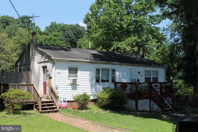 7818 Lake Drive, MANASSAS, VA 20111 (#1003939324) :: TVRG Homes