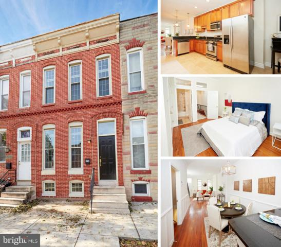 1258 James Street, BALTIMORE, MD 21223 (#1004069656) :: AJ Team Realty