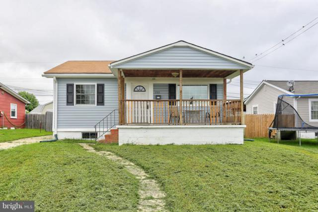 1315 Fuselage Avenue, BALTIMORE, MD 21220 (#1004112006) :: Colgan Real Estate