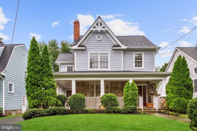 4416 Ridge Street, CHEVY CHASE, MD 20815 (#1004153102) :: AJ Team Realty