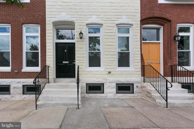 337 20TH Street E, BALTIMORE, MD 21218 (#1004159592) :: Browning Homes Group