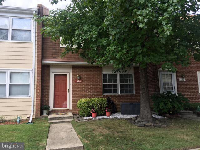 1660 Yorktown Court, CROFTON, MD 21114 (#1004162512) :: Great Falls Great Homes