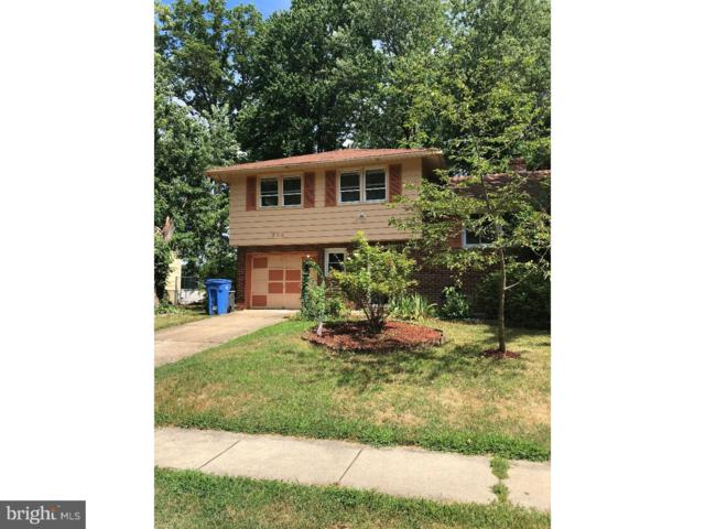806 Kingston Drive, CHERRY HILL, NJ 08034 (MLS #1004196046) :: The Dekanski Home Selling Team