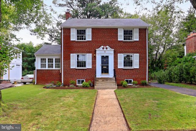 16 Hudson Street, ARLINGTON, VA 22204 (#1004196622) :: Colgan Real Estate