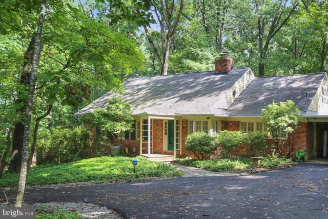 9618 Overlea Drive, ROCKVILLE, MD 20850 (#1004214744) :: The Gus Anthony Team