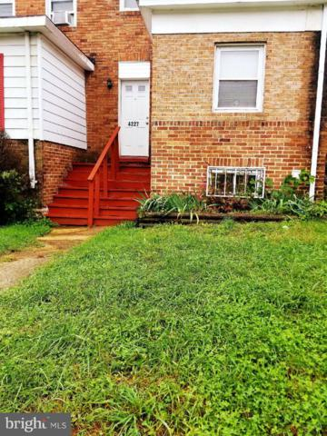 4227 Berger Avenue, BALTIMORE, MD 21206 (#1004248376) :: The Miller Team