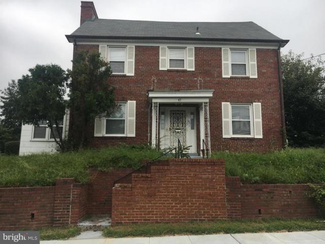 45 Madison Street NW, WASHINGTON, DC 20011 (#1004251702) :: Colgan Real Estate