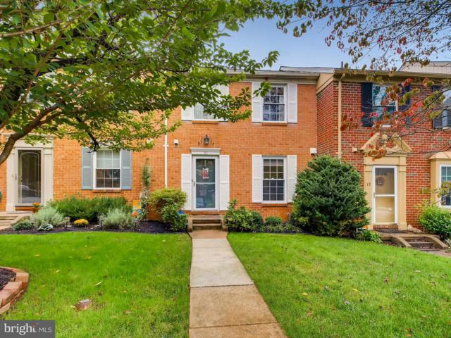 10 Castlehill Court, LUTHERVILLE TIMONIUM, MD 21093 (#1004254458) :: The Withrow Group at Long & Foster