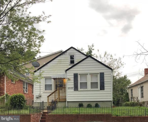 5503 Jay Street NE, WASHINGTON, DC 20019 (#1004886394) :: Jennifer Mack Properties