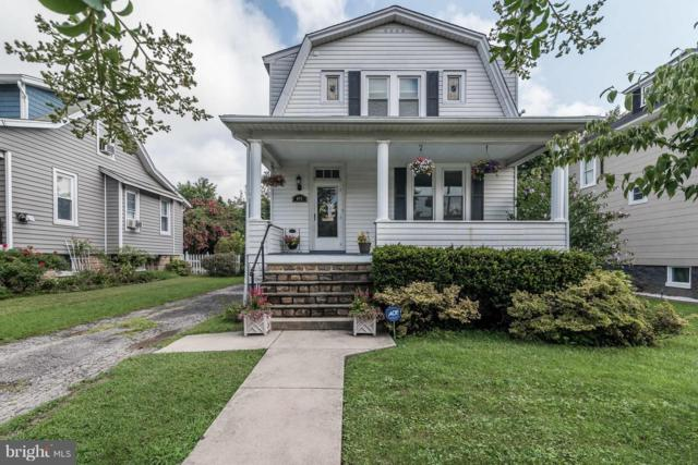 603 Orpington Road, BALTIMORE, MD 21229 (#1005004514) :: The Miller Team