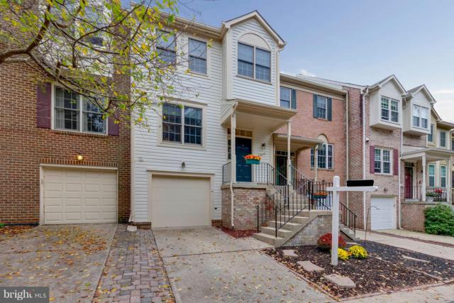 8840 Thomas Lea Terrace, MONTGOMERY VILLAGE, MD 20886 (#1005082412) :: AJ Team Realty