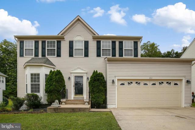 83 Tavern Road, STAFFORD, VA 22554 (#1005285532) :: Colgan Real Estate