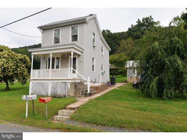 267 Main Street, ASHLAND, PA 17921 (#1005288028) :: Teampete Realty Services, Inc