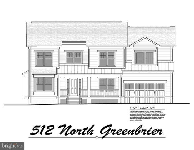 512 Greenbrier Street N, ARLINGTON, VA 22203 (#1005308948) :: Remax Preferred | Scott Kompa Group