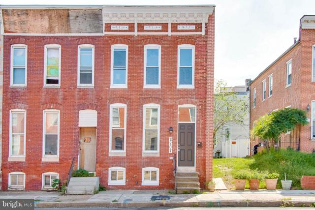 2207 Orleans Street, BALTIMORE, MD 21231 (#1005314514) :: AJ Team Realty