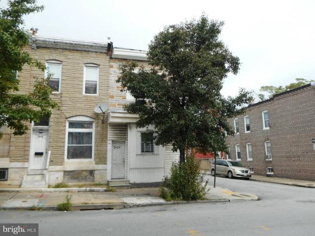 2620 Monument Street E, BALTIMORE, MD 21205 (#1005354186) :: Browning Homes Group