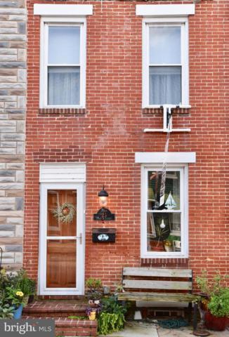 35 Heath Street E, BALTIMORE, MD 21230 (#1005370174) :: Dart Homes