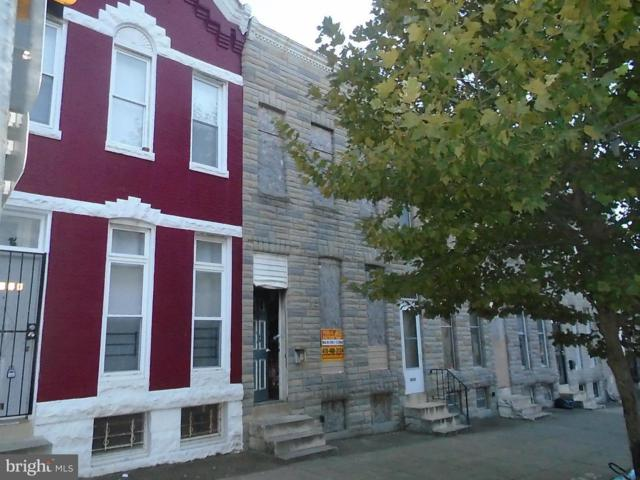 2243 Wilkens Avenue, BALTIMORE, MD 21223 (#1005387324) :: Browning Homes Group