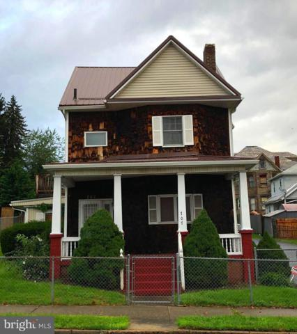 707 Columbia Avenue, CUMBERLAND, MD 21502 (#1005532972) :: Labrador Real Estate Team