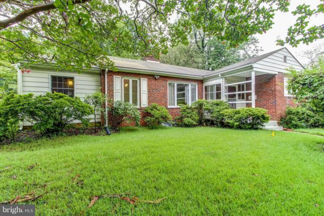 8305 Piney Branch Road, SILVER SPRING, MD 20910 (#1005605916) :: The Gus Anthony Team