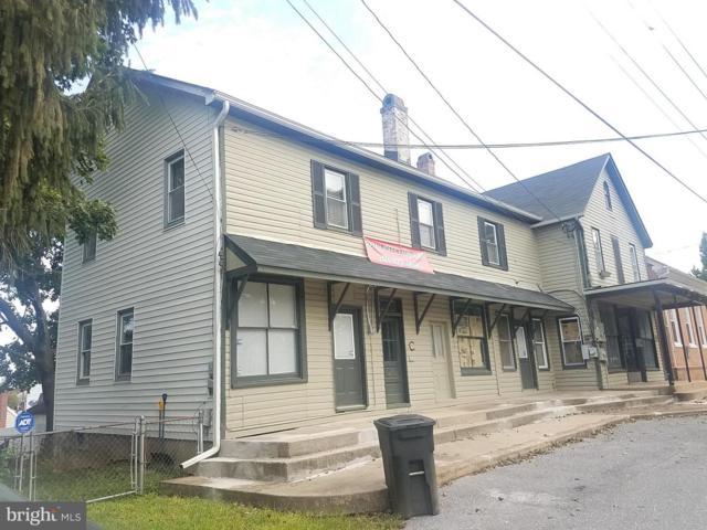 21 Pennsylvania Avenue W, WALKERSVILLE, MD 21793 (#1005610458) :: Colgan Real Estate
