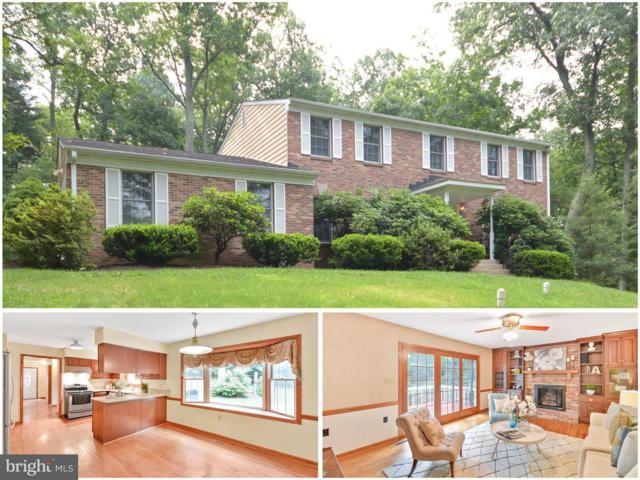 5105 Garland Court, IJAMSVILLE, MD 21754 (#1005612836) :: Remax Preferred | Scott Kompa Group