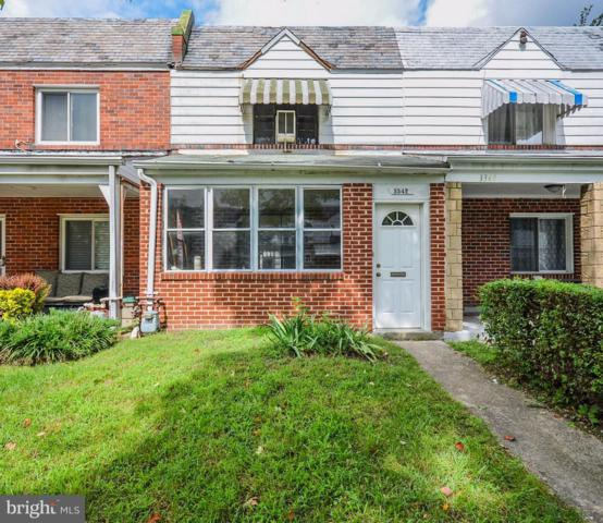 3342 Baker Street NE, WASHINGTON, DC 20019 (#1005612884) :: AJ Team Realty