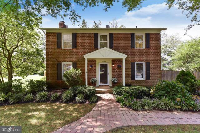 2244 Illinois Street N, ARLINGTON, VA 22205 (#1005617918) :: Colgan Real Estate