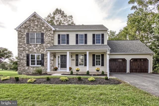 2441 Deer Run Drive, HUMMELSTOWN, PA 17036 (#1005622684) :: Teampete Realty Services, Inc