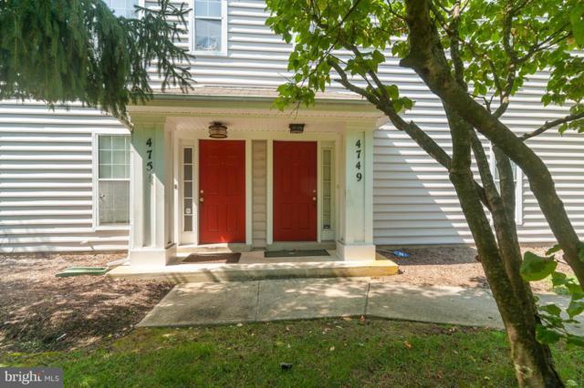 4751 King John Way #188, UPPER MARLBORO, MD 20772 (#1005622906) :: Great Falls Great Homes